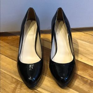 Cole Haan Nike Air Patent Leather Heels